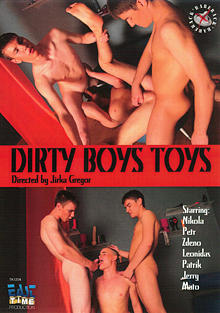 Dirty Boys Toys cover