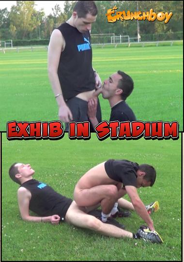 Exhib In Stadium cover