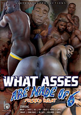 What Asses Are Made Of 6: Fucked Right