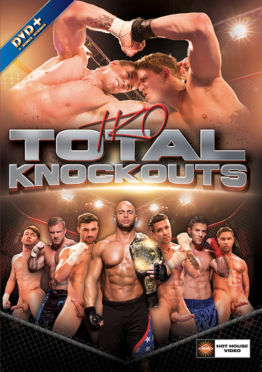 TKO Total Knockouts Cover Front
