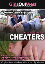 Abby, Darcy And Tamzin Cheaters