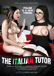 The Italian Tutor cover