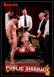 Public Disgrace: Classic Archive Shoot: Member Favorite: Bobbi Starr Disgraced In The Armory cover
