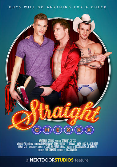 Straight Chexxx Cover Front