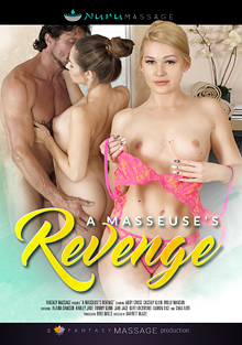 A Masseuse's Revenge cover