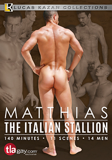 Matthias The Italian Stallion cover