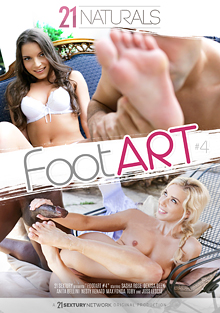 Foot Art 4 cover