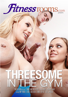 Threesomes In The Gym cover
