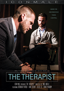 The Therapist cover