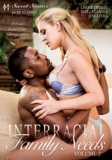Interracial Family Needs 2 cover