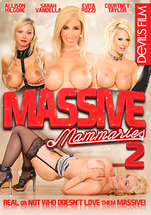 Massive Mammaries 2 cover