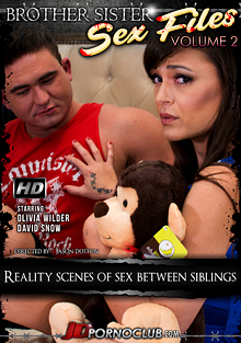 Brother And Sister Sex Files 2 cover