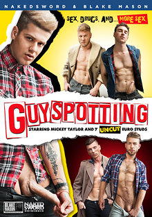 Guyspotting cover