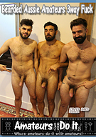 Bearded Aussie Amateurs 3way Fuck