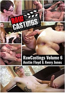 Raw Castings 6: Austin Floyd And Avery Jones cover