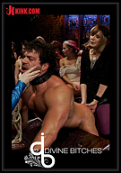 Divine Bitches: Maitresse Madeline And Aiden Starr's Divine B-day Bash Live And Public