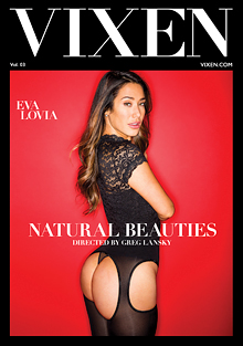 Natural Beauties 3 cover