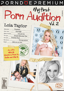 My First Porn Audition 2 cover