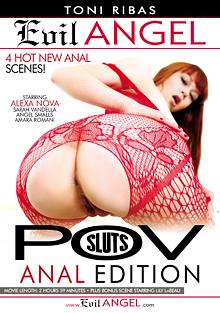 POV Sluts: Anal Edition cover