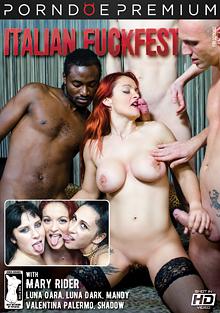 Italian Fuckfest cover