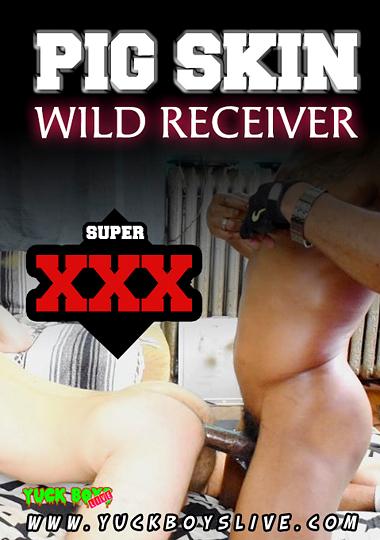 Pig Skin Wild Receiver cover