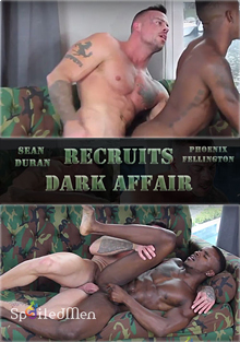 Recruits Dark Affair cover