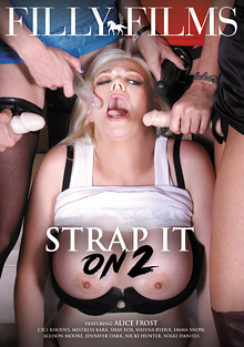 Strap It On 2 cover