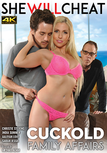 Cuckold Family Affairs cover