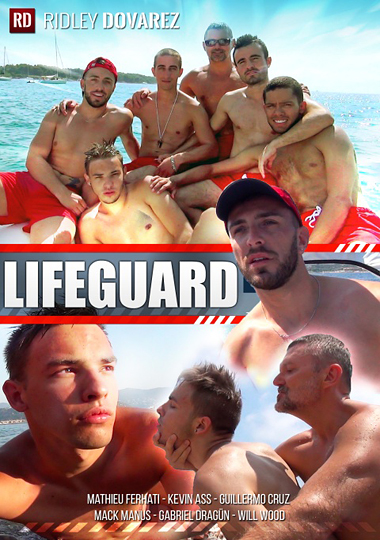Lifeguard Cover Front