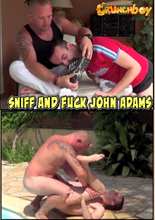 Sniff And Fuck John Adams cover