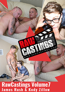 Raw Castings 7 James Rush And Kody Zillow cover