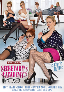 Secretary's Academy cover
