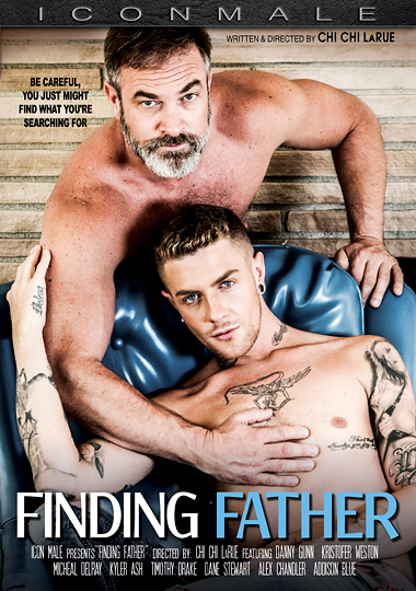 Finding Father Cover Front