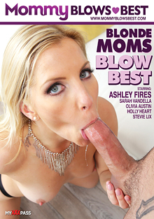 Blonde Moms Blow Best cover