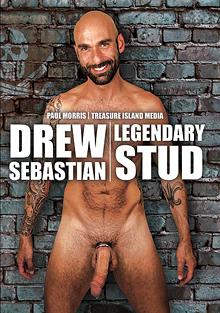 Legendary Stud Drew Sebastian cover