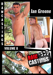 Raw Castings 8: Ian Greene cover