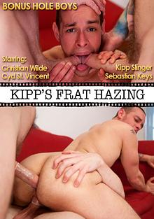 Kipp's Frat Hazing cover
