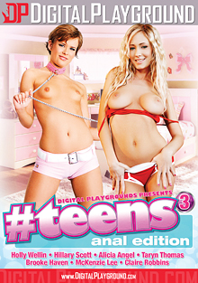 Teens 3: Anal Edition cover
