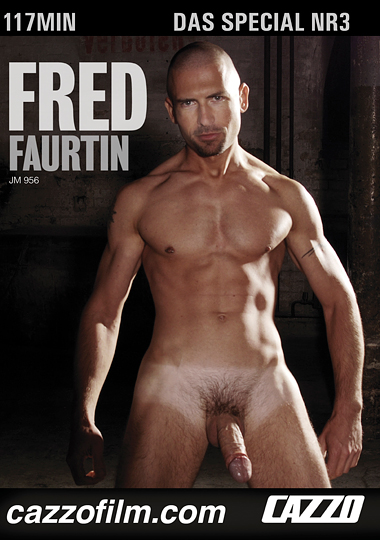 Das Special 03 Fred Faurtin Cover Front