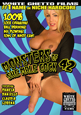 Monsters Of She Male Cock 42
