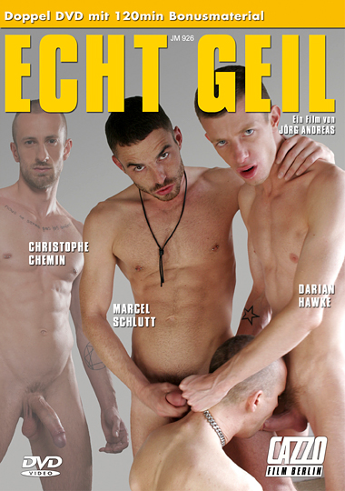 Echt Geil aka Reality Sex Cover Front