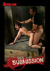 Sasha Grey's 1st Time Bound