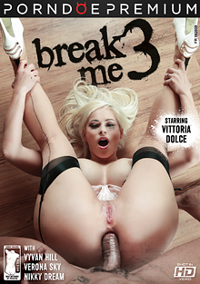 Break Me 3 cover