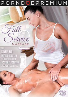 Full Service Massage 2 cover