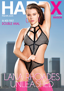 Lana Rhoades Unleashed cover