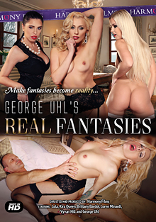George Uhl's Real Fantasies cover