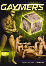 gaymers, raging stallion, porn, gay, buck richards, eddie west, spencer whitman, vr, role play, gaming, virtual reality, voyeur, flip-fuck