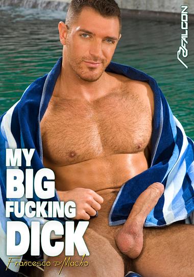 My Big Fucking Dick: Francesco D'Macho cover