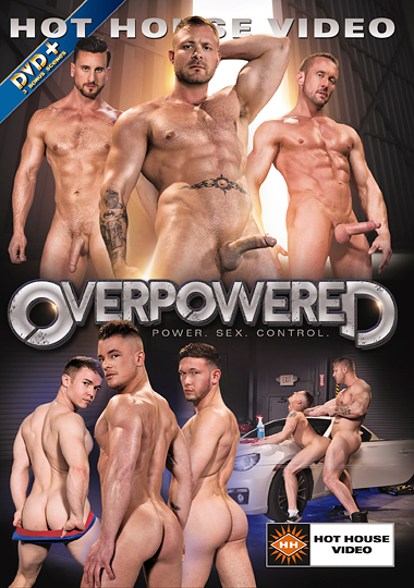 Overpowered Cover Front