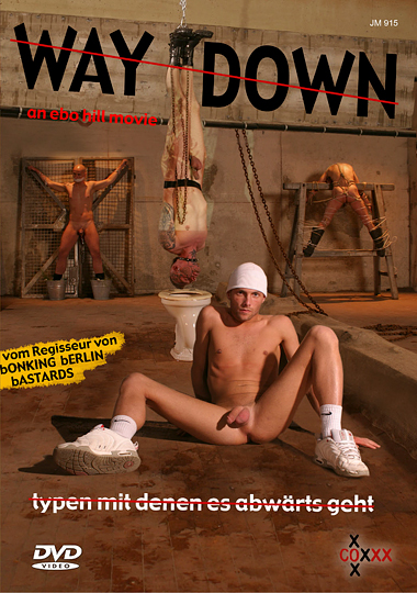 Way Down Cover Front